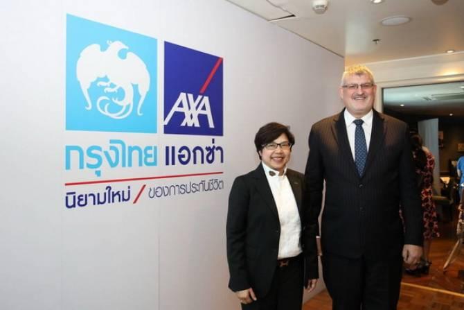 กรุงไทย–แอกซ่าบุกตลาดประกันการลงทุน