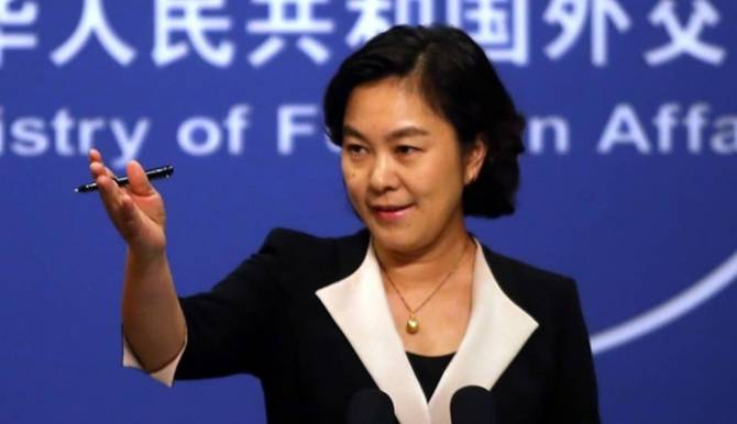 จีนสอนเชิงสันติวิธีพันธมิตร3ชาติโจมตีซีเรีย