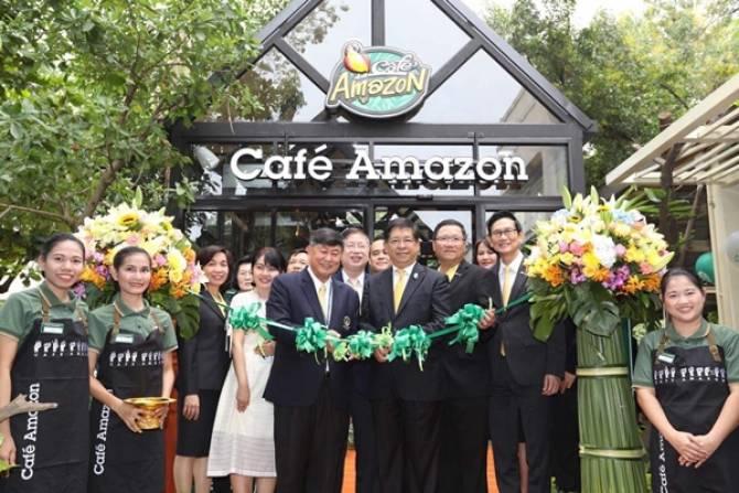 ปตท.เปิด Café Amazon for Chance แห่งแรก
