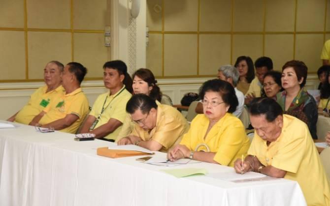 เสริมประสิทธิภาพการปฏิบัติงานทะเบียนศาลเจ้าใน กทม.
