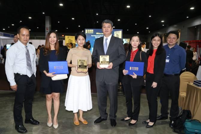 """เอไอเอ คว้ารางวัล """"BSA Building Safety Award 2018"""" ระดับ Gold"""