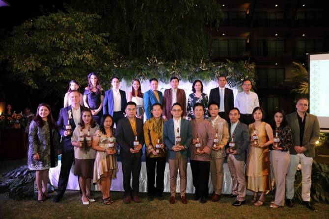 สมาคมสปาไทย ประกาศสุดยอดรางวัล Thailand Spa & Well-being Awards 2019