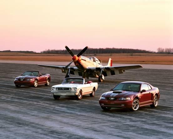 ฟอร์ด มัสแตง ครองอันดับรถสปอร์ตคูเป้ที่ขายดีที่สุดในโลก 4 ปีซ้อน