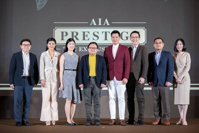 เอไอเอ จับมือซิตี้แบงก์ จัดกิจกรรม AIA Prestige the Exclusive Talk