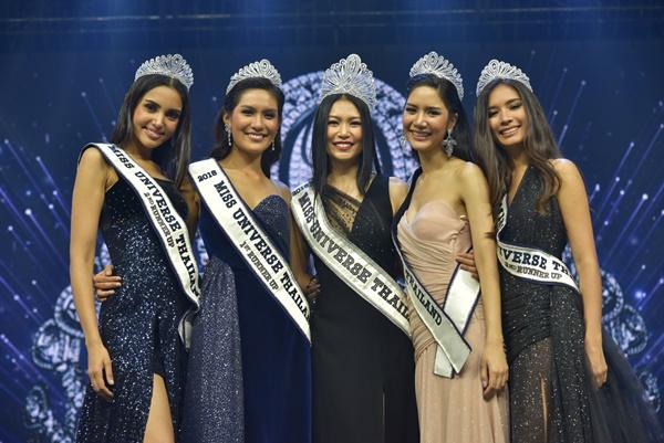 "Sophida Kanchanarin - THAILAND UNIVERSE 2018 %20-%20โศภิดา%20กาญจนรินทร์%20คว้ามงกุฎ%20""มิสยูนิเวิร์สไทยแลนด์%202018"